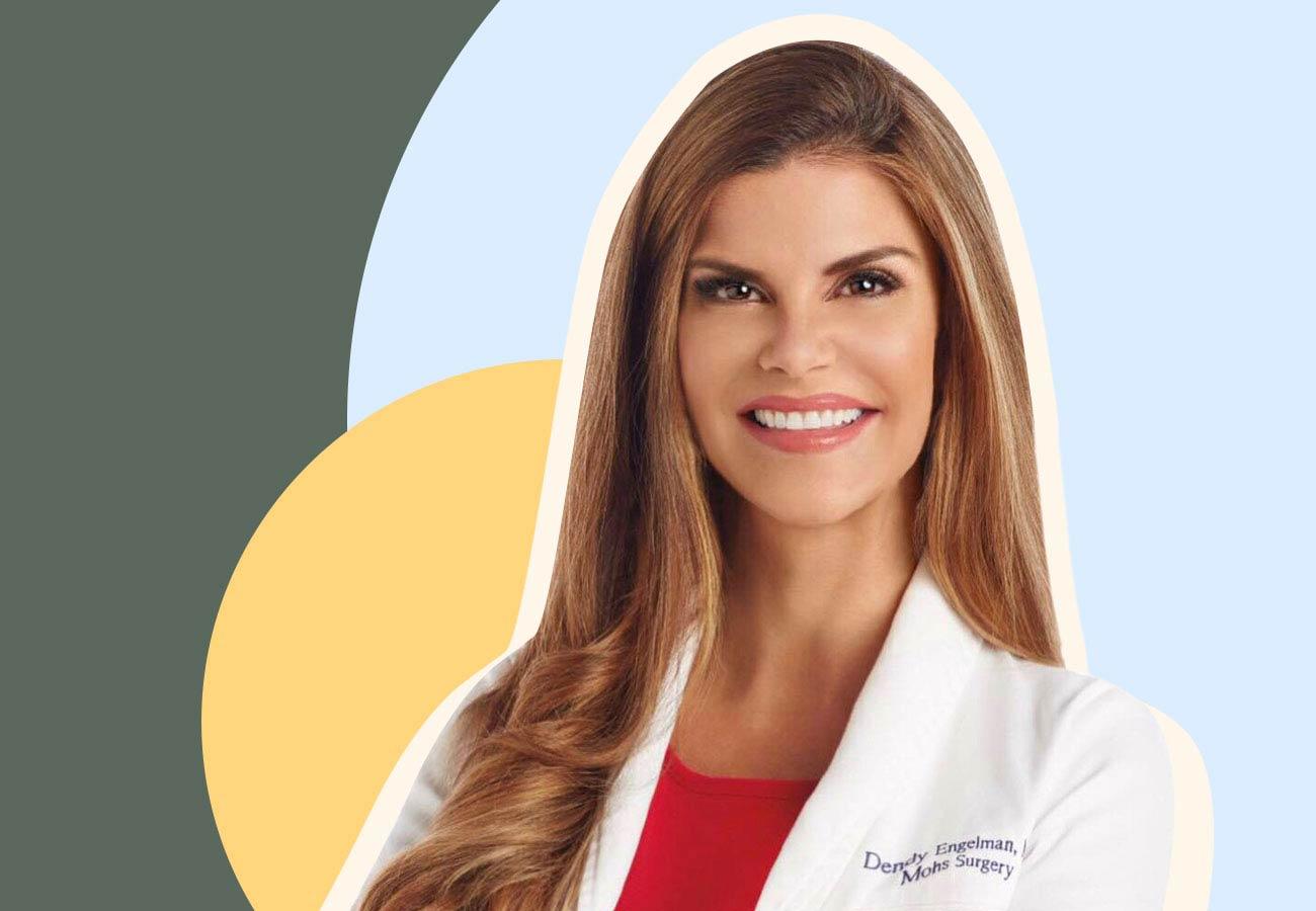 dr. dendy engleman headshot