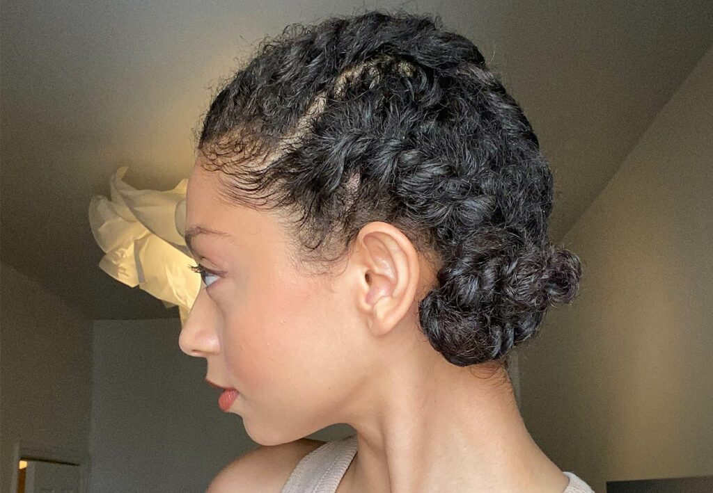 7 Hairstyles for Short, Curly Hair   At Length by Prose Hair