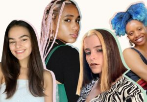 4 women with summer hair color trends