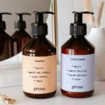 Prose sulfate-free shampoo and conditioner