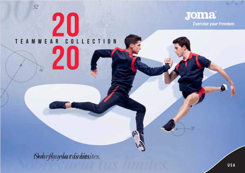 Joma 2020 Catalog