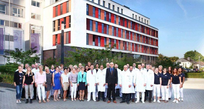Команда Европейского Центра Простаты 2