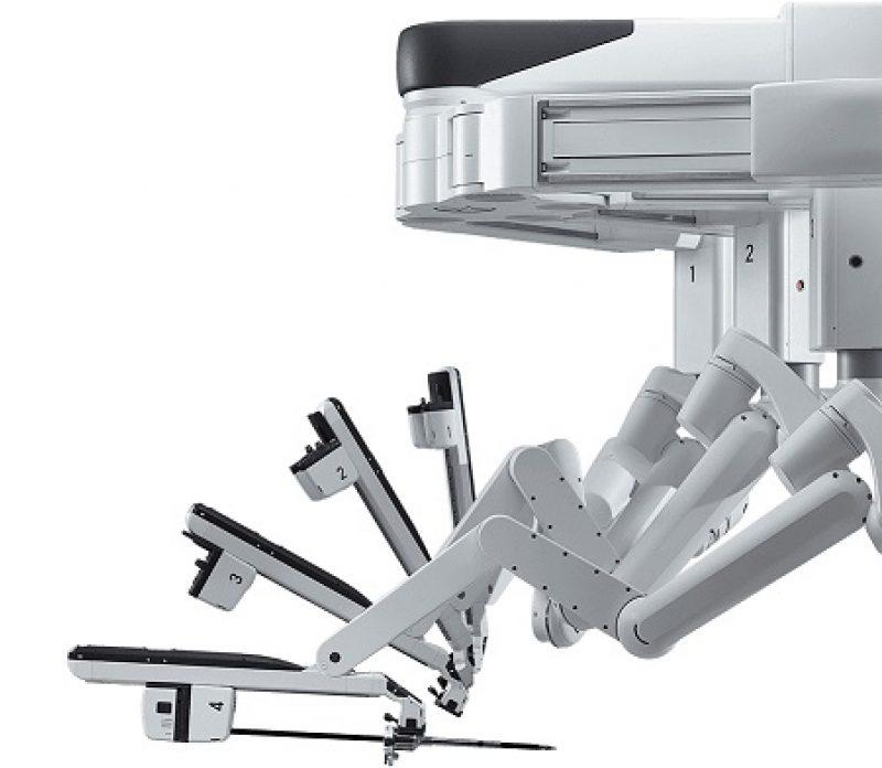 робот да винчи в урологии