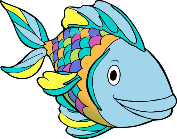 rainbow fish community services rh livelifelocally org rainbow fish clipart images Preschool Rainbow Fish Clip Art