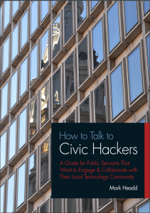 How to Talk to Civic Hackers