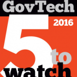 2016 GovTech 100 '5 to Watch'