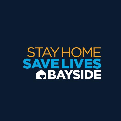 Stay Home Bayside