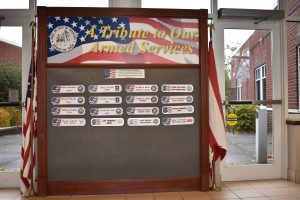 Military Tribute Board
