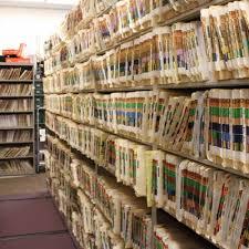 records files