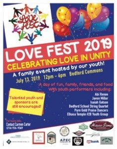 Love Fest Press Release