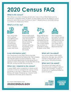 Census FAQ