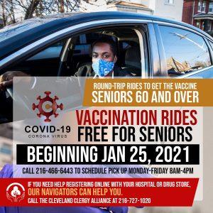 Senior Vaccination Rides