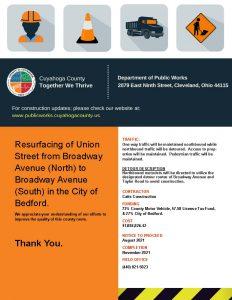 Union Resurfacing