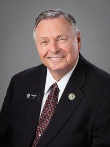 Mayor Charlie Martin