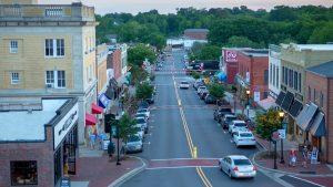 Downtown Belmont