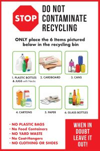 2020 Recycling Guidelines