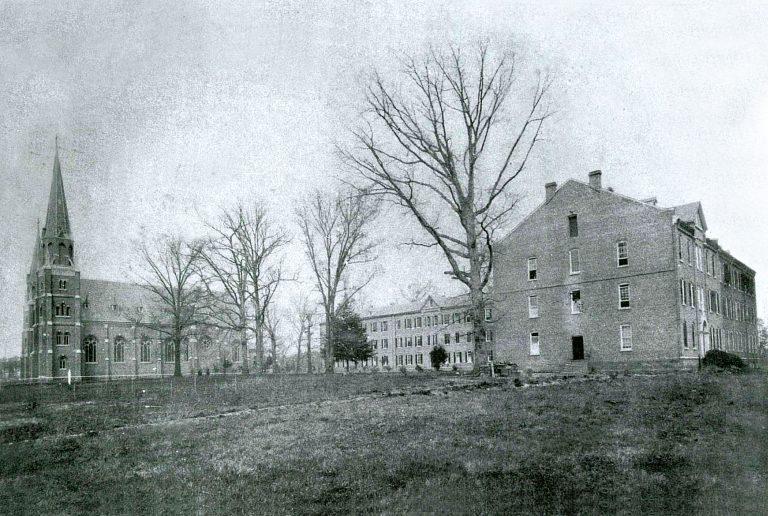 Belmont Abbey College - Photo Credit: belmontabbeycollege.edu