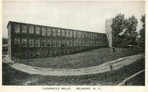 Chronicle Mill - Photo Credit: Bill Wornall