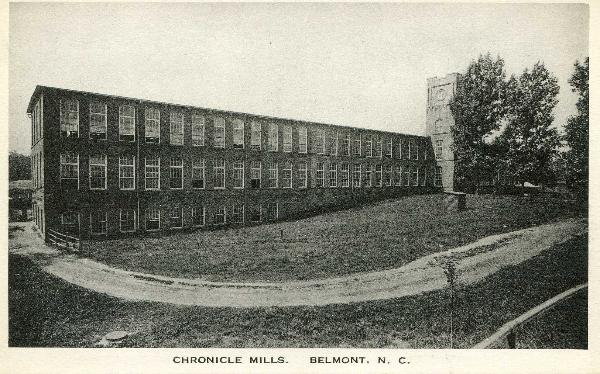 Chronicle Mill - Photo Credit: Bill Wornall