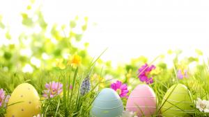 Easter Header Image