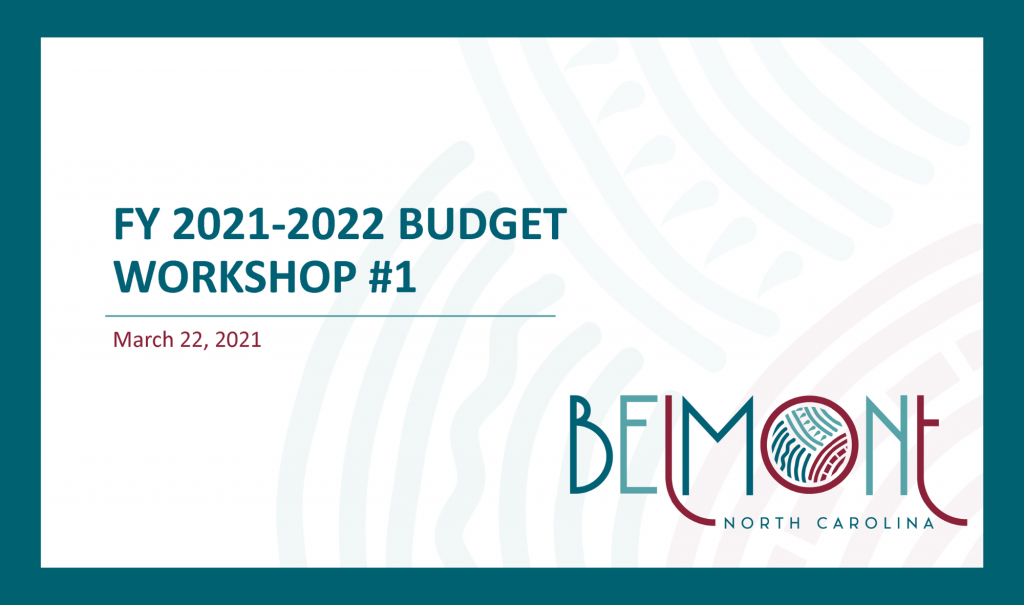 Budget Presentation Image