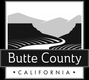 Butte County logo bw