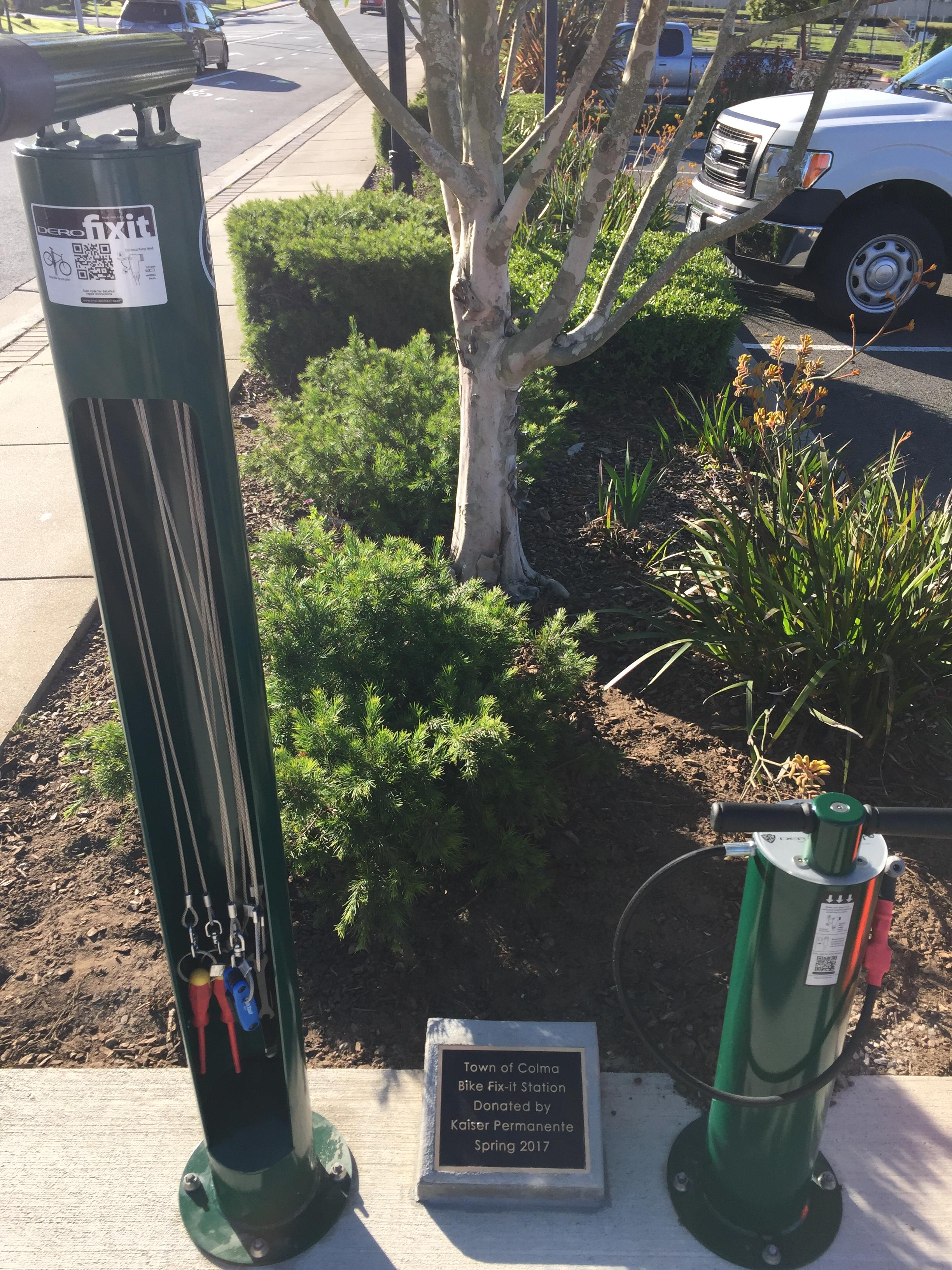 Bike Fix it Station