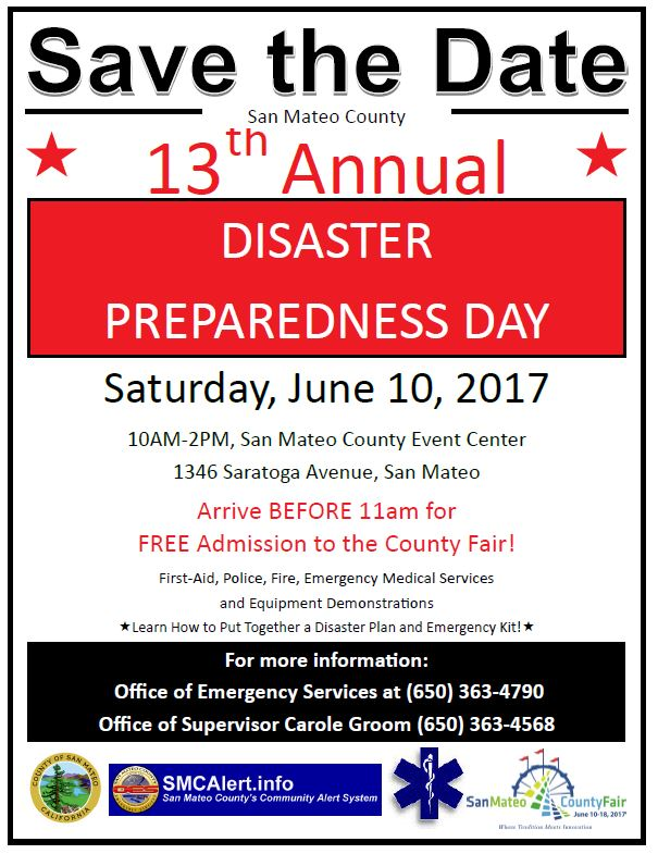 Disaster Preparedness Day