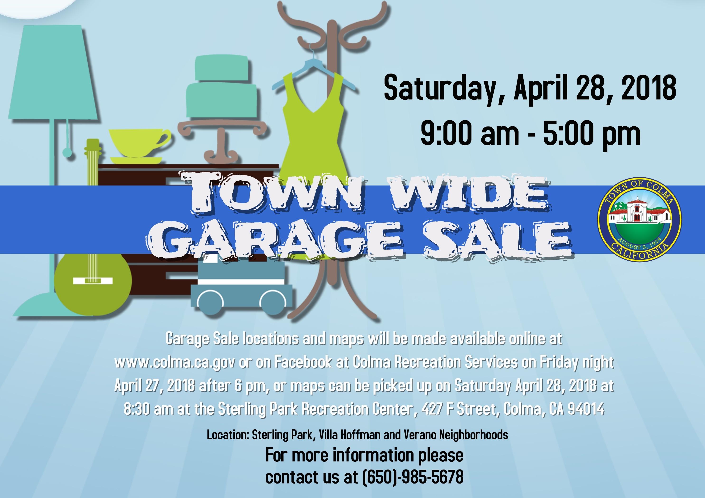 garage sale 18