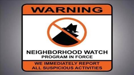 neighborhood watch symbol