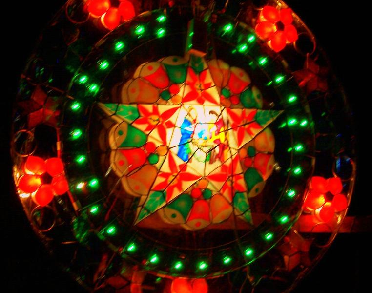 Parol lantern