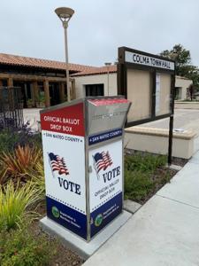 ballot box picture