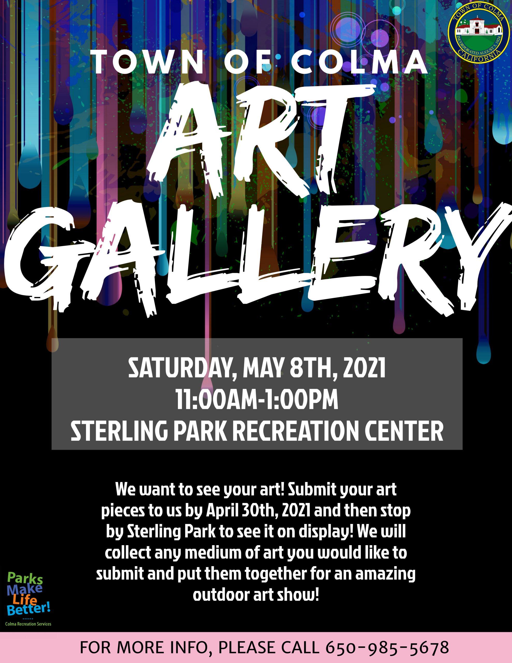 Art Gallery Flyer