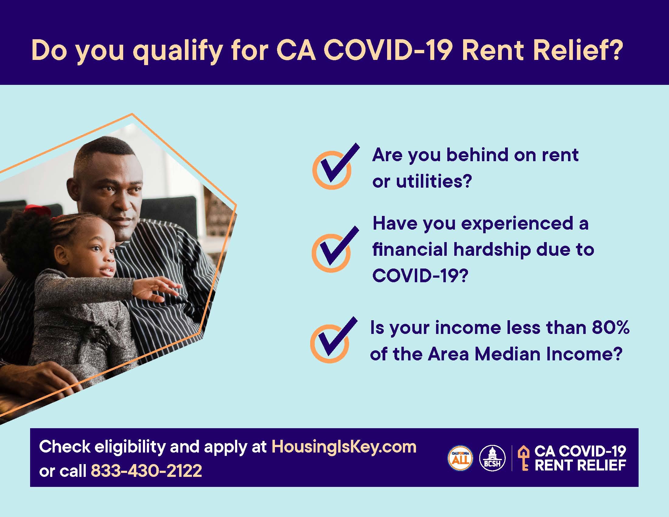 housing help flyer