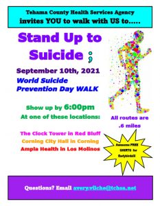 stand up to suicide