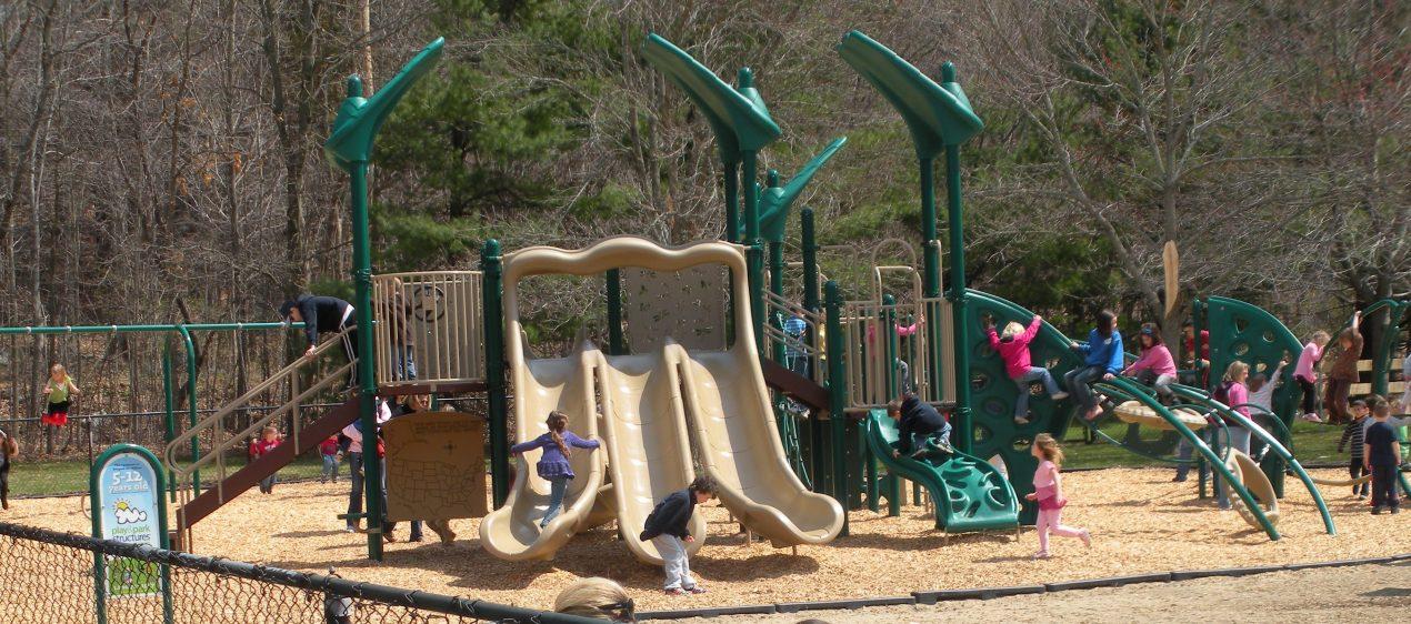 Endicott Park Playground