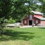 Endicott Park Barn