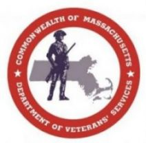 Department of Veterans's Services Seal