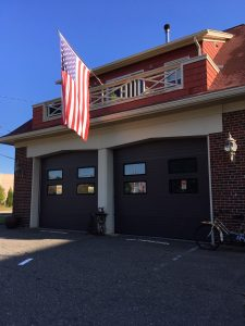 Flags Around Town, Former Firehouse