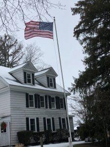 Flags Around Town, Otis St