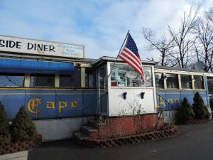 Flags Around Town, Portside Diner