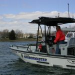 Harbormaster Boat