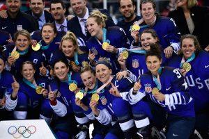 USA Hockey Gold