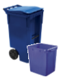 Recycling Carts & Bins
