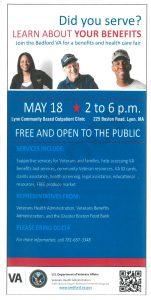 Lynn CBOC Benefit Fair 05.18.18
