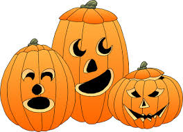Pumpkin Party ClipArt