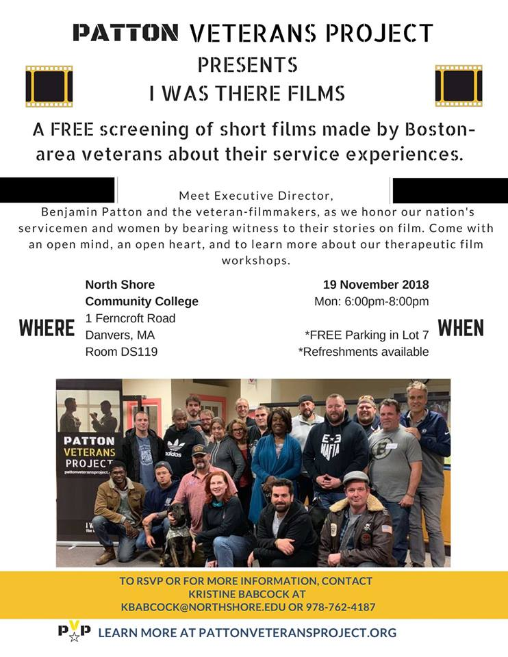 Films Screening at NSCC on 11.19.18