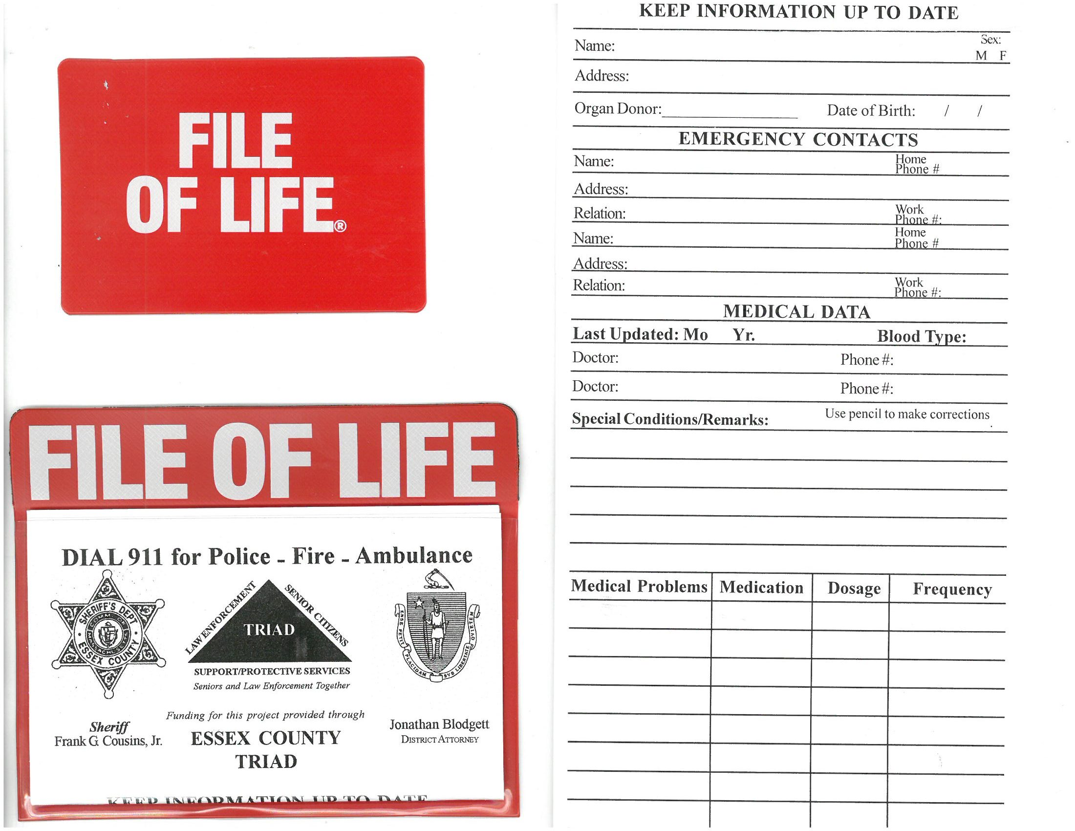 File of Life Images