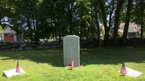Revolutionary War Memorial - Town of Danvers