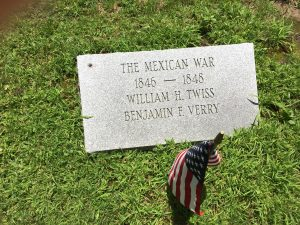 Mexican War 1846-1848, William H. Twiss and Benjamin F. Verry